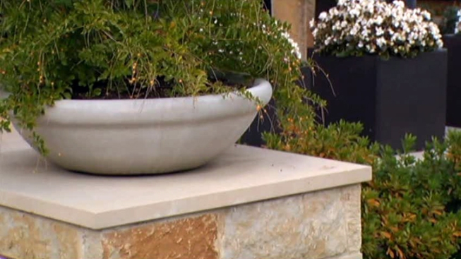Thieves Steal Pricey Planters From Highland Park Homes