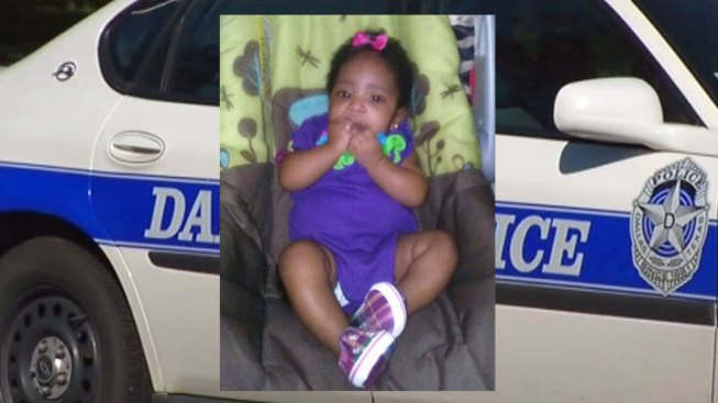 Infant Girl Dies in Dallas