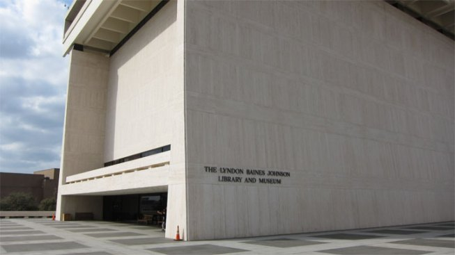 LBJ Library in Austin Undergoing Major Renovation