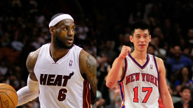 The Linsanity Stops Here: Heat Roll to 102-88 Win