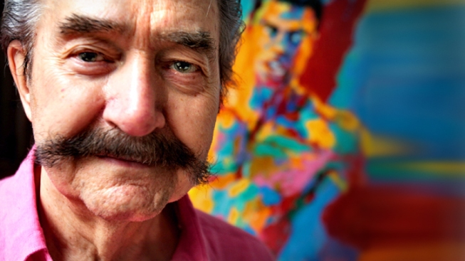Olympic Artist LeRoy Neiman Dies at 91