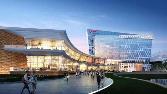 Arlington's 'Live! by Loews' Hotel and Convention Center to Open Thursday