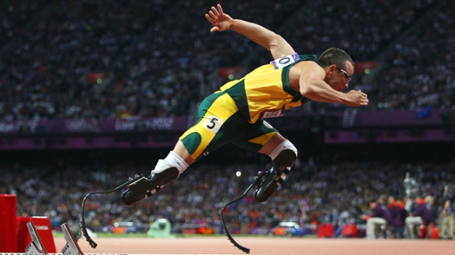Agent: Pistorius Says He Wants to Train Again