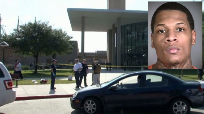 Houston College Shooting Suspect Now Considered Fugitive