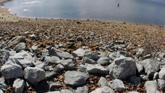 Rain Dents Drought, Lake Levels Climb