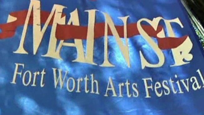 High Winds Play Havoc With FW Arts Festival