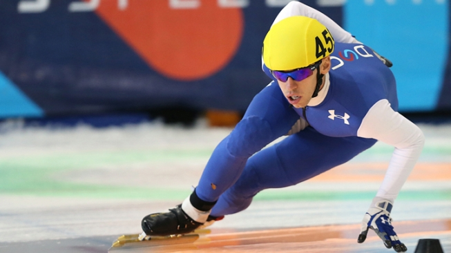 Broken Bones, Broken Face? Nothing Can Stop Malone From Olympic Dream