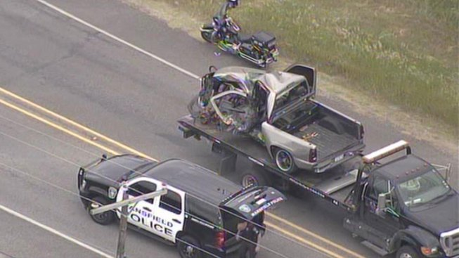 Driver Airlifted After Head-On Crash Near Mansfield Legacy HS