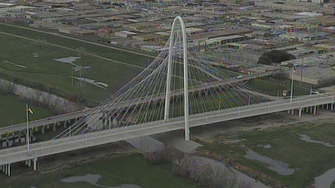 Margaret Hunt Hill Bridge Traffic Opening Delayed