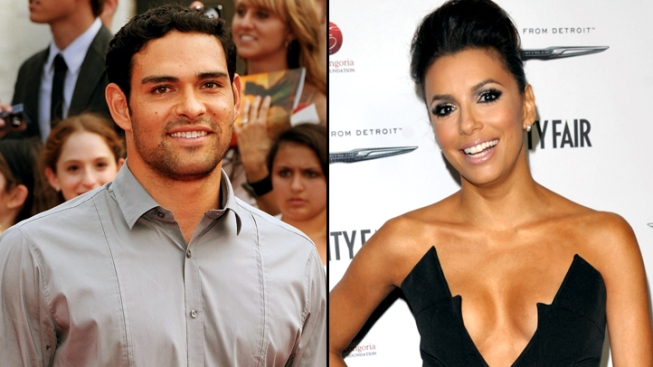 Eva Longoria and Mark Sanchez Split