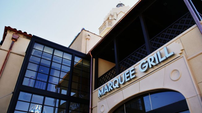 Marquee Grill Gets a Starring Role in Highland Park Village