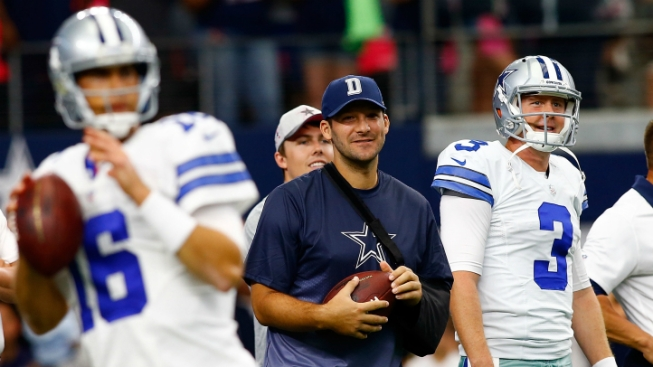 Jerry on QB Change: Weeden Wouldn't Take Chances, Cassel Will