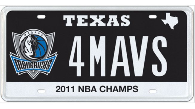 Now Everyone Knows You're a Mavs Fan