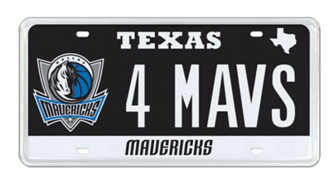 Mavs Make Plate Appearance