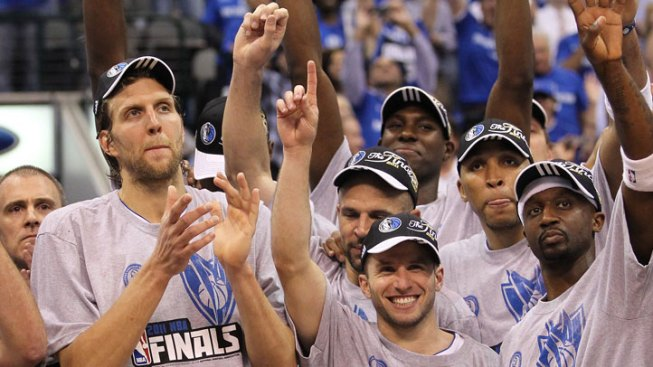 Mavs Return to NBA Finals