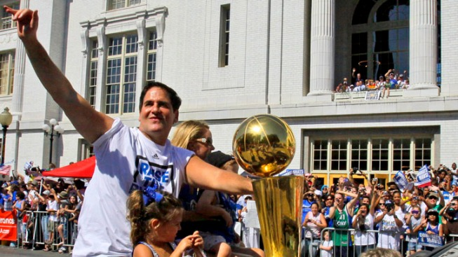 """Judge Throws Out Mavs """"Insolvency"""" Lawsuit"""