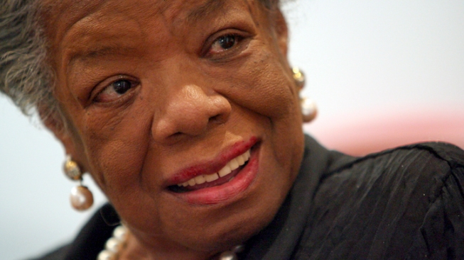 Maya Angelou: Pop Culture Poet of the People