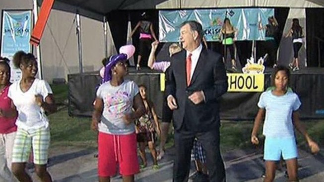 Mayor's 18th Annual Back to School Fair for DISD Students