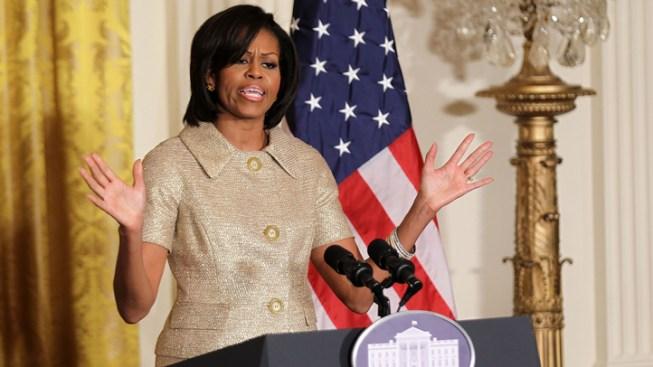 First Lady Praises Arlington ISD
