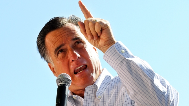 Mitt Romney Projected to Win Texas Primary: NBC News