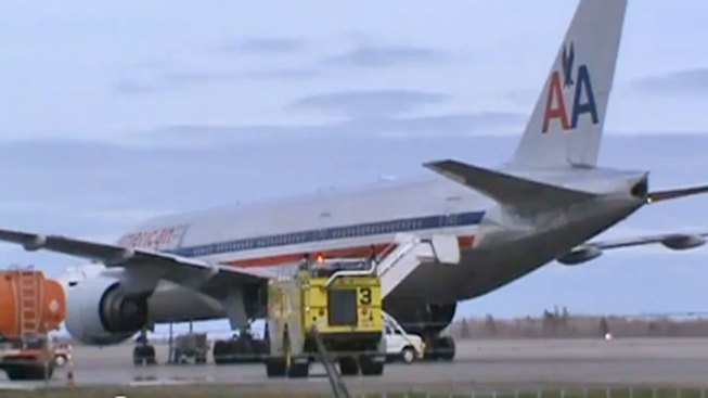 AA Pilots Struggled with Brakes in Wyo. Runway Overrun