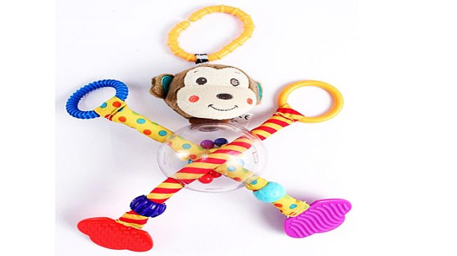 Baby Toys Recalled Due to Choking Hazard