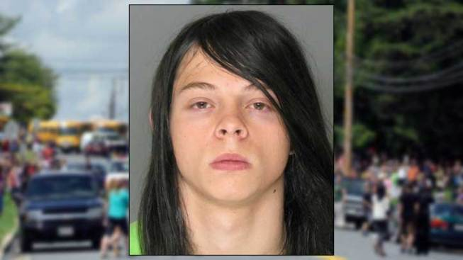 Maryland Teen Charged as Adult in School Shooting