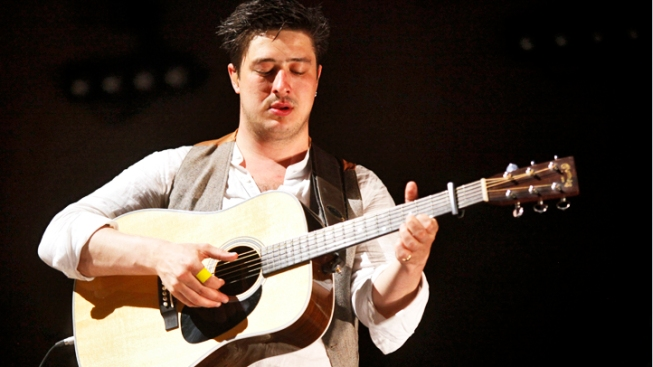 Mumford & Sons Reschedule Dallas Tour Date