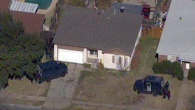 Standoff Near Dallas School Ends Peacefully