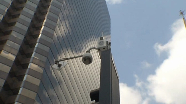 Video Surveillance of Downtown Houston to Expand