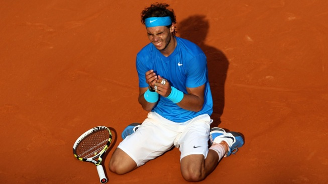 Nadal Beats Federer for 6th French Open Title