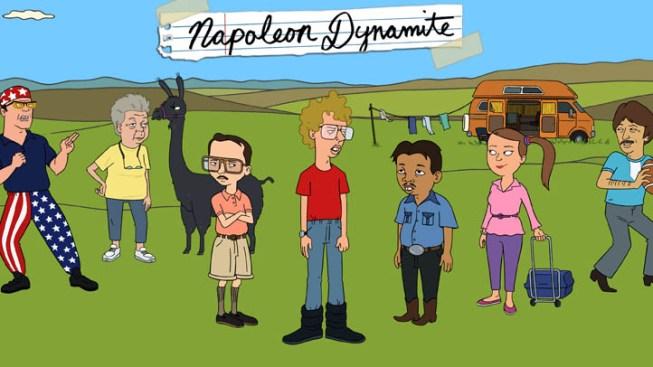 "Napoleon Dynamite's ""Sweet"" Return"