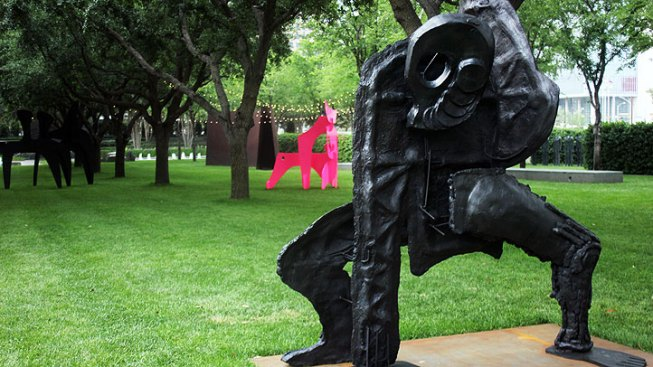 Worth the Drive: Nasher Sculpture Garden