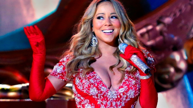 Mariah Carey No Longer Has the Most-Played Christmas Song