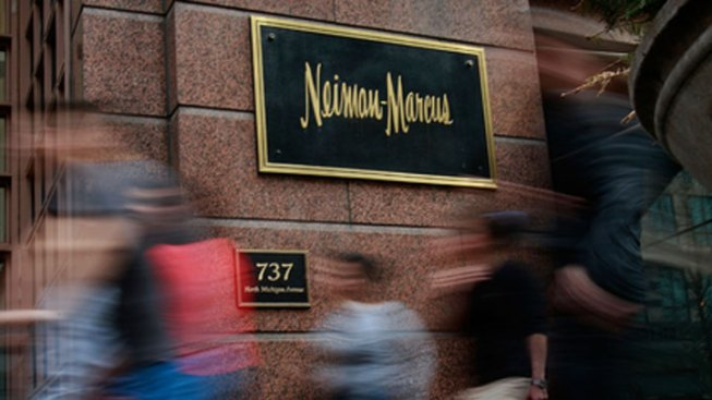 Neiman's Income Surges in 3Q