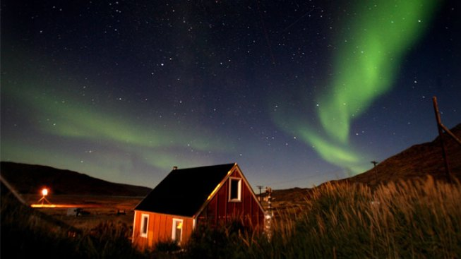 Texas Institute Helps Send Rocket Into Northern Lights