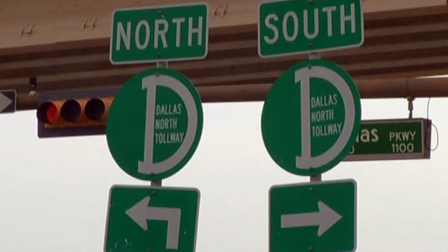 New Speed Limit Enforced on Dallas North Tollway