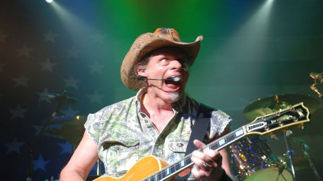 Report: Nugent Show Was Canceled Over Comments