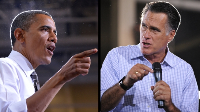 Obama, Romney Push for Women's Votes After Combative Debate