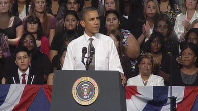 Obama: 'Do Your Job, Congress'
