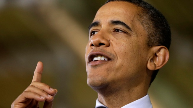 "Obama Talks Fiscal Cliff, Slams ""Right-to-Work"" in Mich."