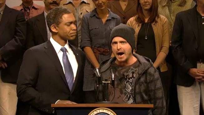"""""""SNL"""" Premiere Breaks Bad With Obamacare"""