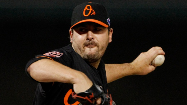 Orioles Knock out 2-Time AL Champion Rangers 5-1