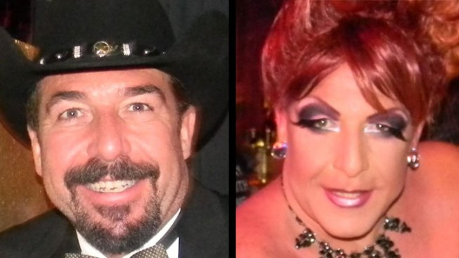 Cowboy Bartenders Dress in Drag for Charity