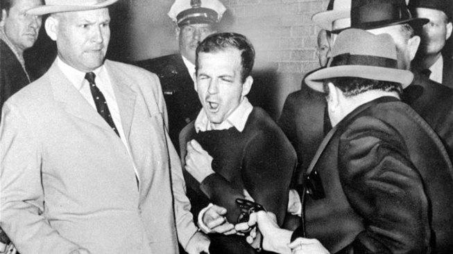 Oswald Shot, Killed by Jack Ruby