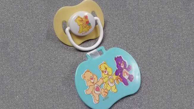 CareBears Pacifiers Sold in TX Recalled