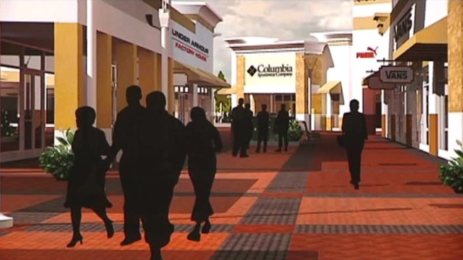 Paragon Outlets Grand Prairie Opens Aug. 16