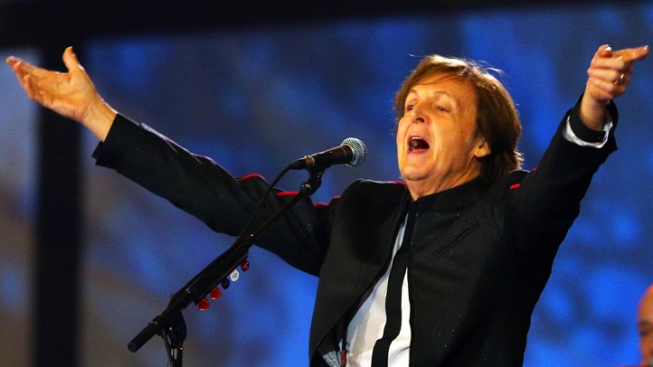 Paul McCartney Plans June Performance in Lubbock
