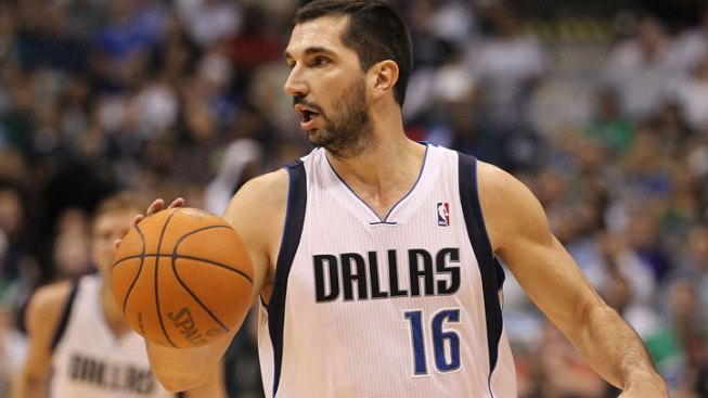 Peja Scratched for Wednesday's Mavs Game