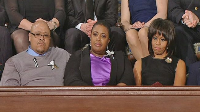Obama Highlights Hadiya Pendleton In SOTU